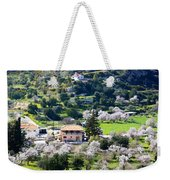 Spring In A Village  Weekender Tote Bag