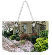 Spring In Capitol Hill Weekender Tote Bag