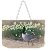 Spring In My Strut Weekender Tote Bag