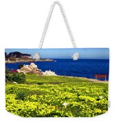 Spring In Pacific Grove Ca Weekender Tote Bag