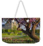 Spring In Paris Weekender Tote Bag