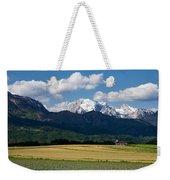 Spring In The Alps Weekender Tote Bag