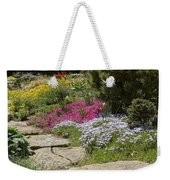 Spring In The Garden Dsc03678 Weekender Tote Bag