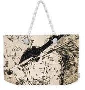 Spring   Jeanne Weekender Tote Bag