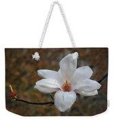 Spring Magnolia Weekender Tote Bag