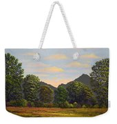 Spring Meadow At Sutter Buttes Weekender Tote Bag