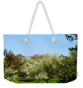 Spring Meadow Weekender Tote Bag