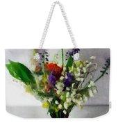 Spring Motley Weekender Tote Bag