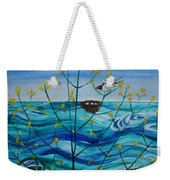 Spring On Lake Ontario Weekender Tote Bag