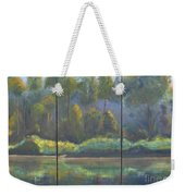 Spring On The Coosa  Weekender Tote Bag