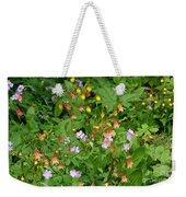 Spring On The Forest Floor Weekender Tote Bag