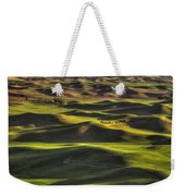 Spring On The Palouse Weekender Tote Bag