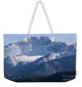 Spring Peak Weekender Tote Bag