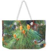 Spring Pine Weekender Tote Bag
