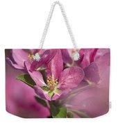 Spring Pink... Weekender Tote Bag