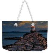 Spring Point Ledge Lighthouse Weekender Tote Bag