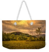 Spring Rain - White Mountains -maine Weekender Tote Bag