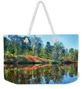 Spring Reflections Weekender Tote Bag