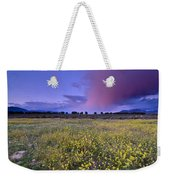 Spring Storm At Andalucia Weekender Tote Bag