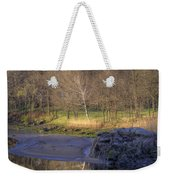 Spring Sunrise At Ring Bolt Rock Weekender Tote Bag