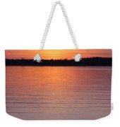 Spring Sunset Weekender Tote Bag