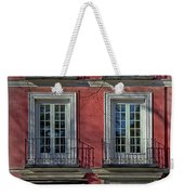 Spring Sunshine In Madrid Weekender Tote Bag