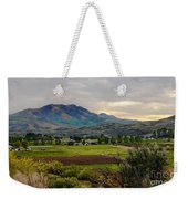 Spring Time In The Valley Weekender Tote Bag by Robert Bales