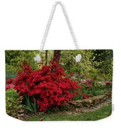 Spring Time Weekender Tote Bag