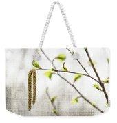 Spring Tree Branch Weekender Tote Bag