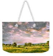 Spring Valley Weekender Tote Bag