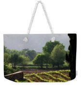 Spring Vines In Provence Weekender Tote Bag
