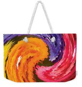 Spring Waves Weekender Tote Bag