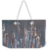 Spring Whisper... Weekender Tote Bag by Nina Stavlund