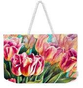 Spring Winds Weekender Tote Bag
