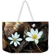 Spring's Bloom Weekender Tote Bag