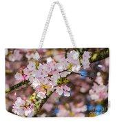 Spring's First Blush Weekender Tote Bag
