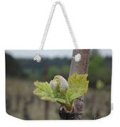 Spring In The Vineyard Weekender Tote Bag