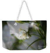 Spring's Late Bloom Weekender Tote Bag