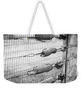 Springs On The Fence Weekender Tote Bag