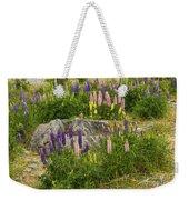 Springtime At Lake Tekapo Weekender Tote Bag