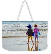 Springtime At The Seaside Weekender Tote Bag