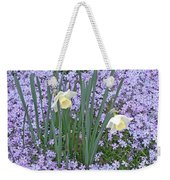 Springtime Beauties Weekender Tote Bag