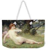 Springtime Weekender Tote Bag by Charles Lenoir