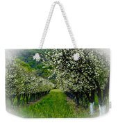 Springtime In The Orchard Weekender Tote Bag by Bill Gallagher