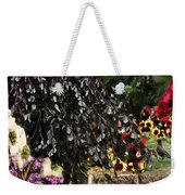 Springtime In Zebulon Center Weekender Tote Bag