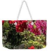 Springtime In Zebulon Right Weekender Tote Bag