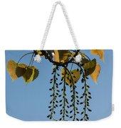 Springtime Jewelry Weekender Tote Bag
