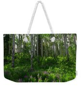 Springtime On The Grand Mesa Weekender Tote Bag