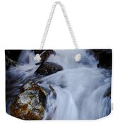 Springtime Waterfall Weekender Tote Bag