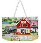 Springtime Wishes Weekender Tote Bag